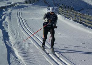 Classic Skiing Snow Farm 2010 photo
