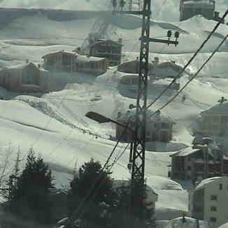 Faraya chalets, Mzaar Ski Resort