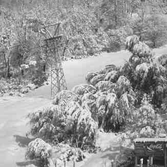 Base aerosilla, Perito Moreno