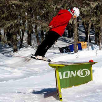 Snowpark 2010, Chapelco