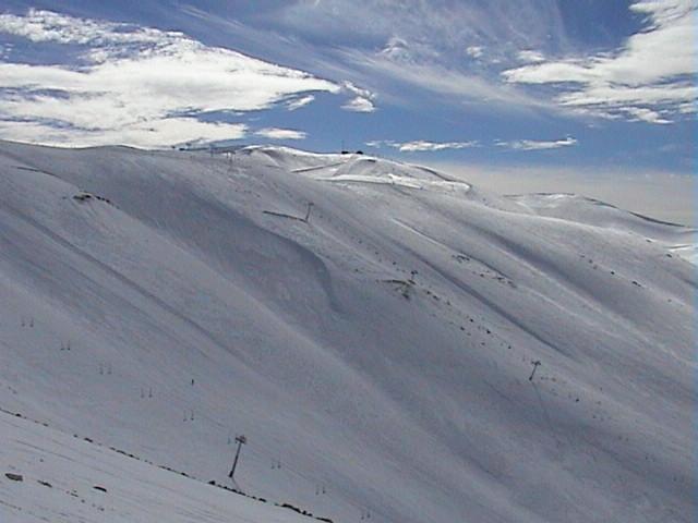 45 deg slopes!, Mzaar Ski Resort
