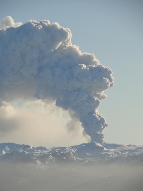 Erupción cordón caulle, Antillanca