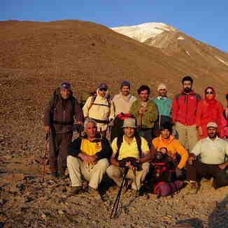 FARAZ, Mount Damavand