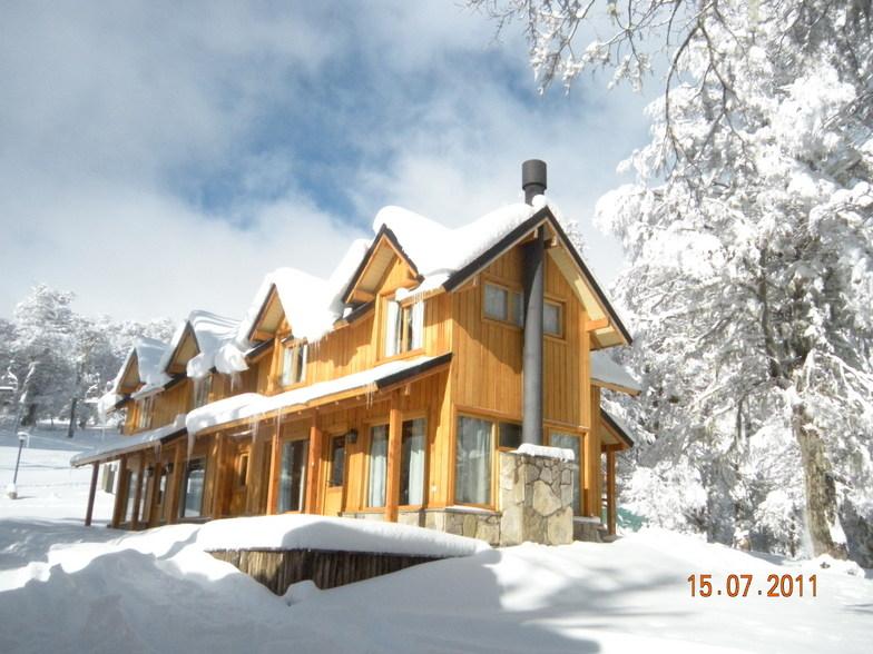 Las Elcira Ski lodge- Las Pendientes