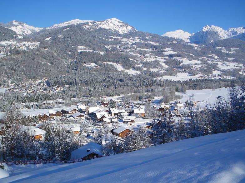 Morillon snow