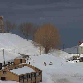Icy Heineken, Mzaar Ski Resort