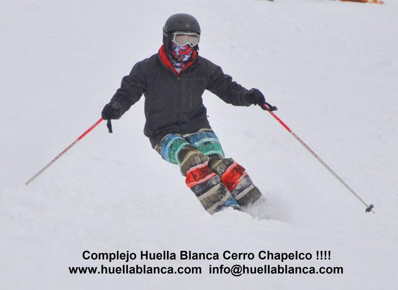 www.huellablanca.com    info@huellablanca.com, Las Pendientes