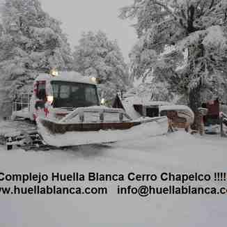 www.huellablanca.com    info@huellablanca.com, Chapelco