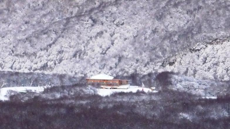 Terrazas del Castor, Cerro Castor