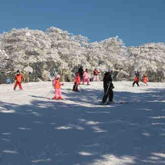 Escuela de esquí Punta Arenas, Cerro Mirador