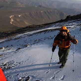 MONT DAMAVAND, Mount Damavand
