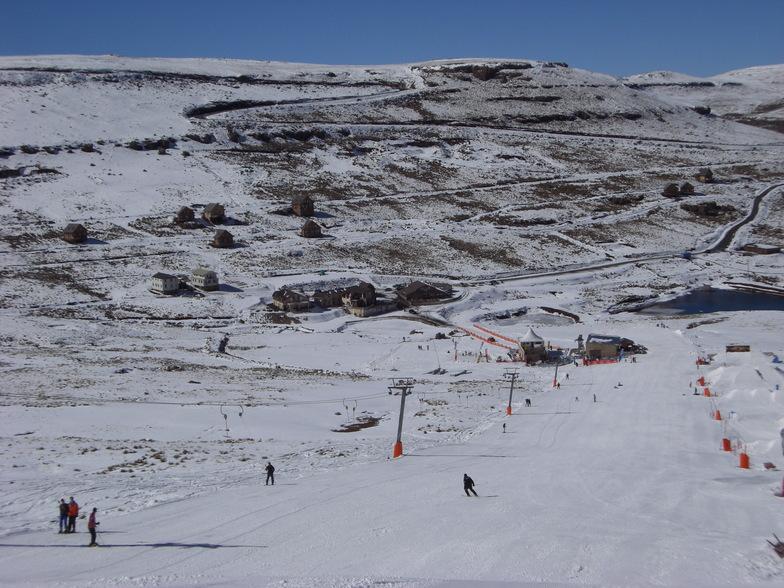 Afriski August 2009, Afriski Mountain Resort