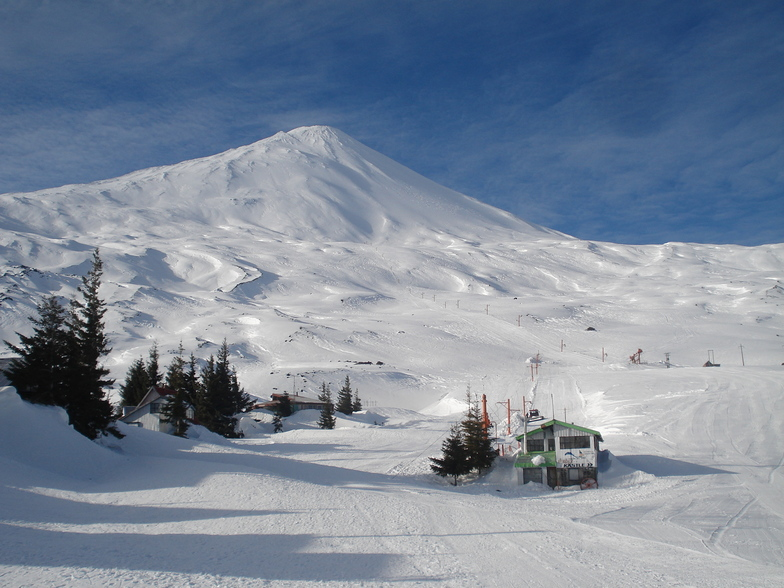 Antuco Ski Resort