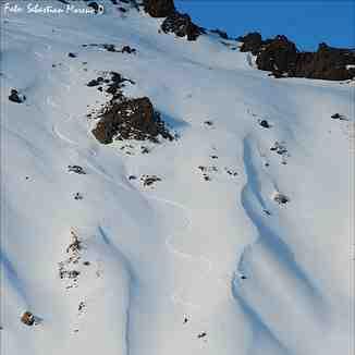 UN DEDO, Nevados de Chillan