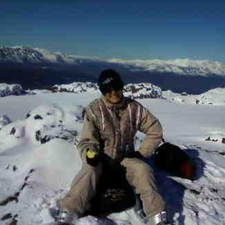 descanso plateau, Perito Moreno