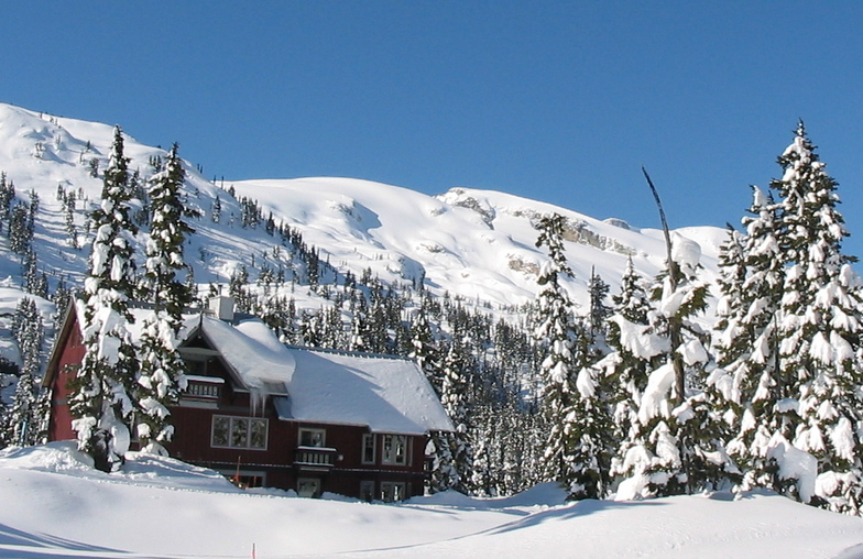 Callaghan Country Lodge, Ski Callaghan