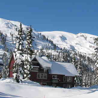Callaghan Country Lodge, Ski Callaghan