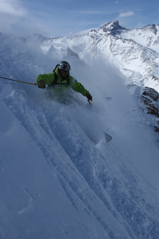 esquiando por eduardo, Las Leñas