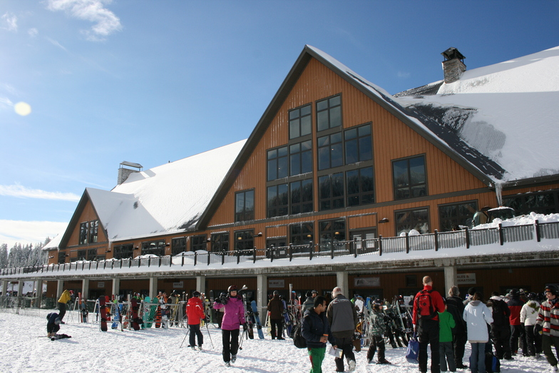 Cypress Creek Lodge, Cypress Mountain