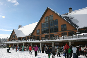 Cypress Creek Lodge, Cypress Mountain photo