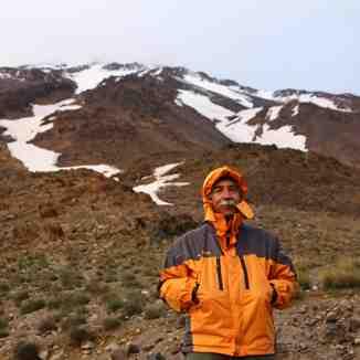 MOJTABA MOHAJERI, Mount Damavand