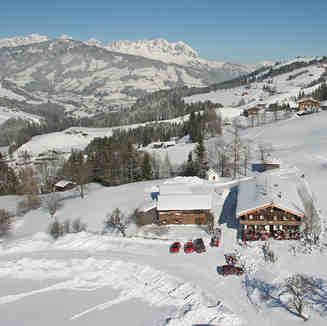 Alpengasthof Schroll, Kitzbühel