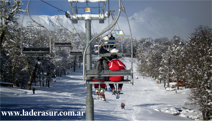 Ladera Sur - Chapelco - Ski in/out