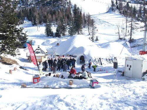 Krvavec Ski Resort by: steve wendes