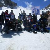 charkini campeonato de ski 2011 , Bolivia