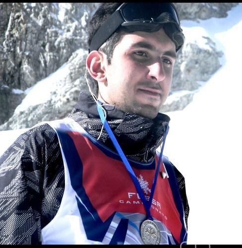 Chacaltaya Ski Resort by: soroush lavaie