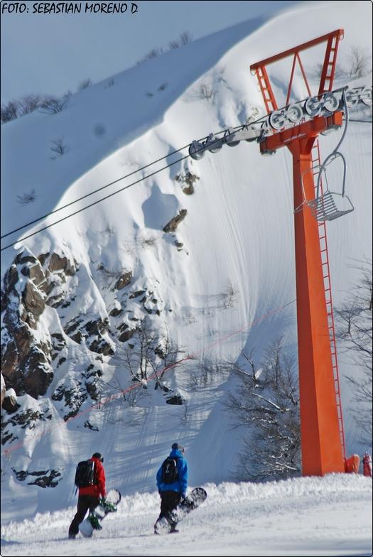 wenche, Nevados de Chillan