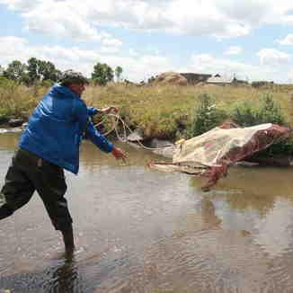 Fishing, Bakuriani
