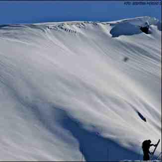 roca del elefante, Nevados de Chillan