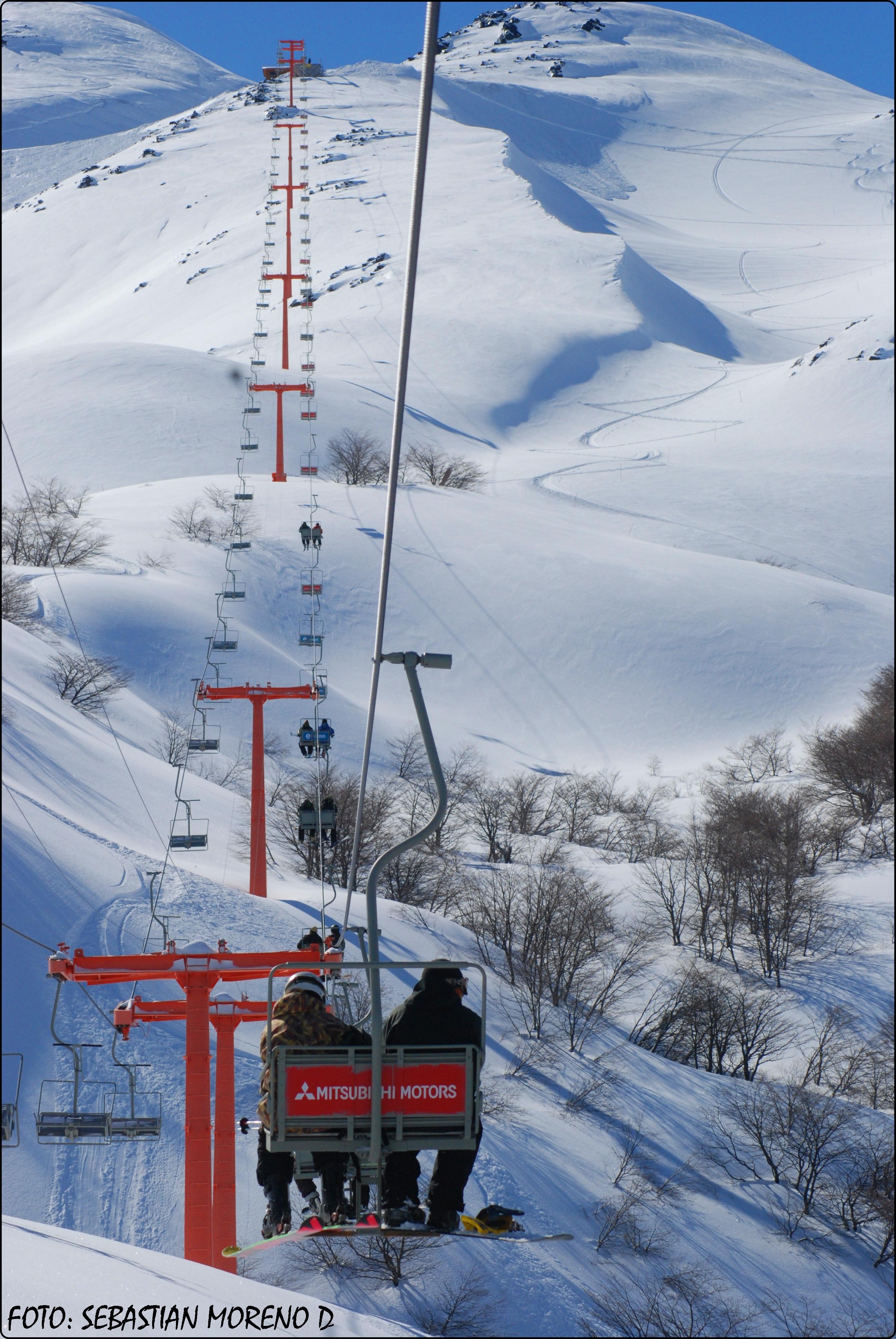 otto, Nevados de Chillan