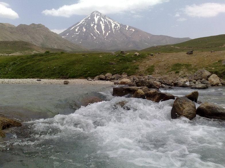 sa, Mount Damavand