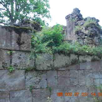 9-10 century church, Bakuriani