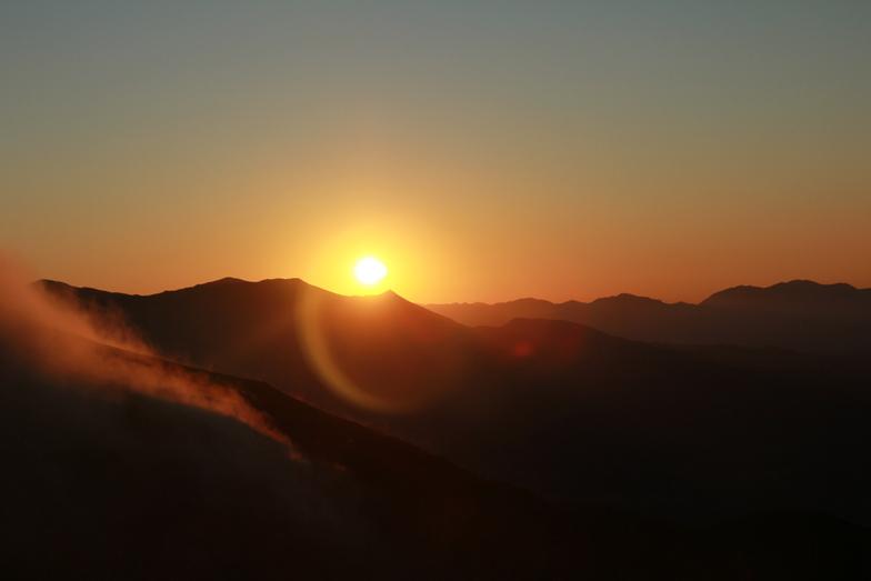 Sunset, Bakuriani