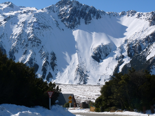 Aoraki-Mt Cook Ski Resort by: Snow Forecast Admin