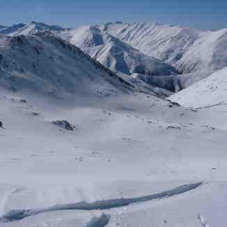 Back Bowl, Mount Dobson