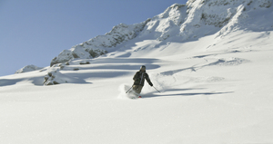 First Powder, Mt Parnassos-Kelaria photo