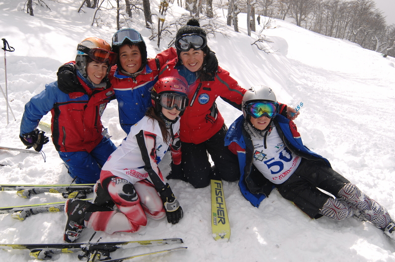 equipo de competencia 2011, Perito Moreno