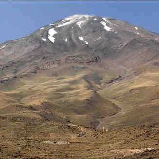 Ali Saeidi نقاب کوهستان, Mount Damavand