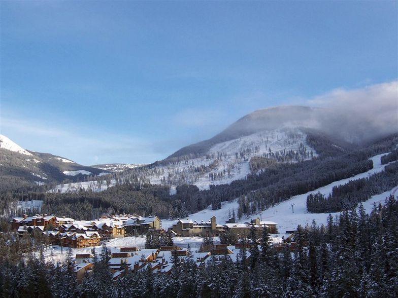 Panorama, Panorama Mountain Resort