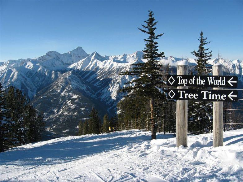 Top Of The World, Panorama Mountain Resort