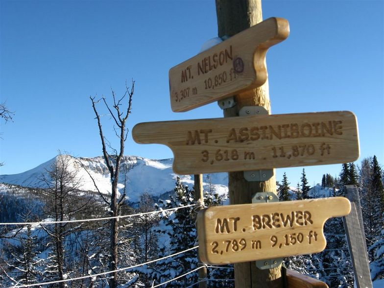 View Of 1000 Peaks, Panorama Mountain Resort