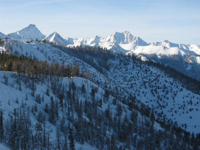 Taynton Bowl, Panorama Mountain Resort