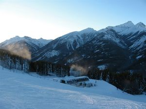 Purcell Sunset, Panorama Mountain Resort photo