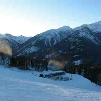 Purcell Sunset, Panorama Mountain Resort
