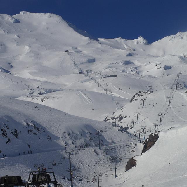Turoa Ski Field