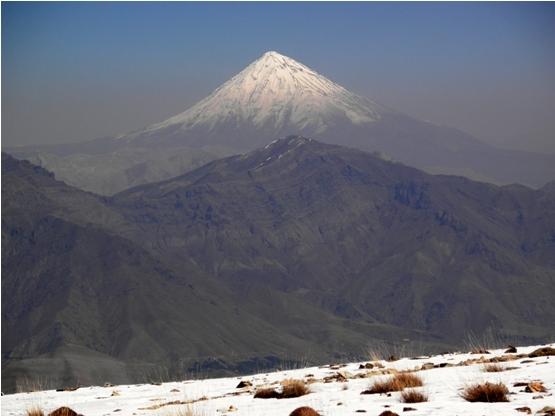 Ali Saeidi نقاب کوهستان, Tochal